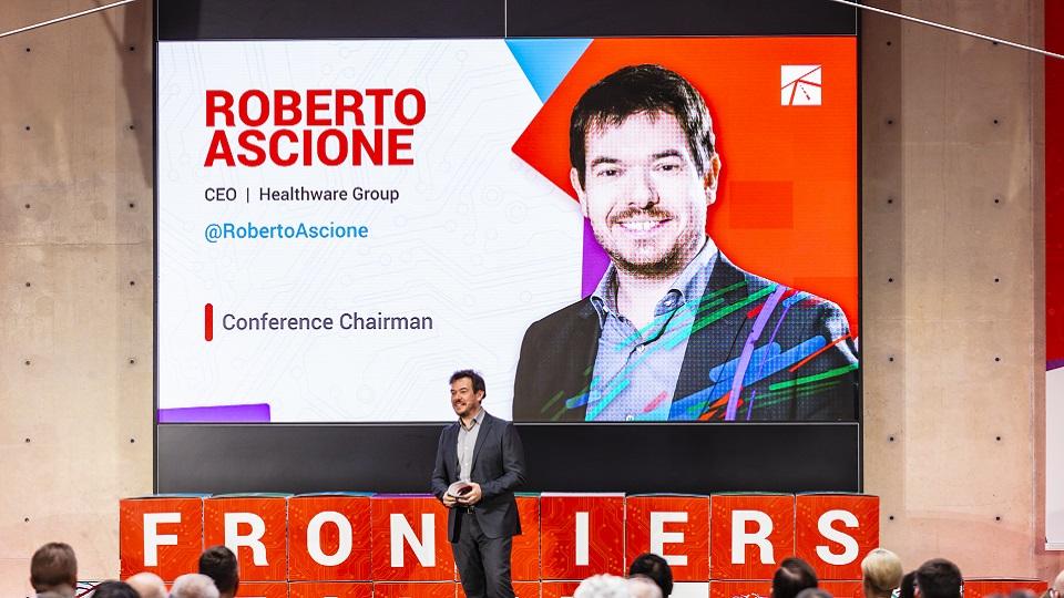 Frontiers Health Roberto Ascione