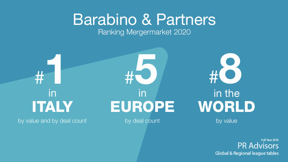 comunicazione finanziaria barabino ranking mergermarket