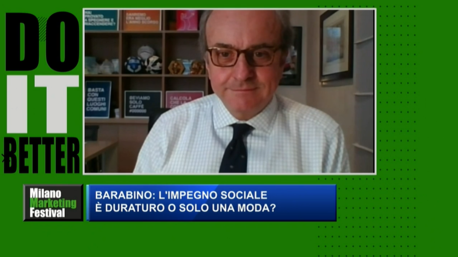 Luca barabino ospite a Milano Marketing Festival 2021