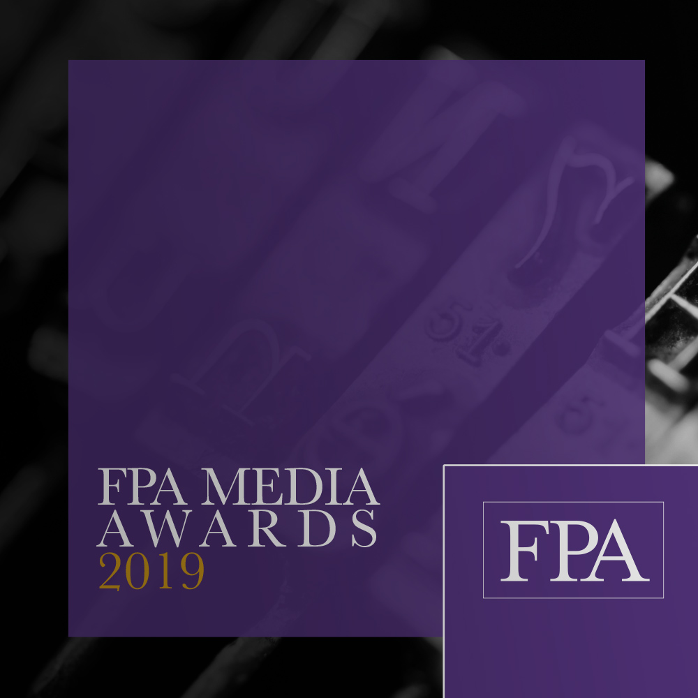 Foreign Press Association Awards 2019