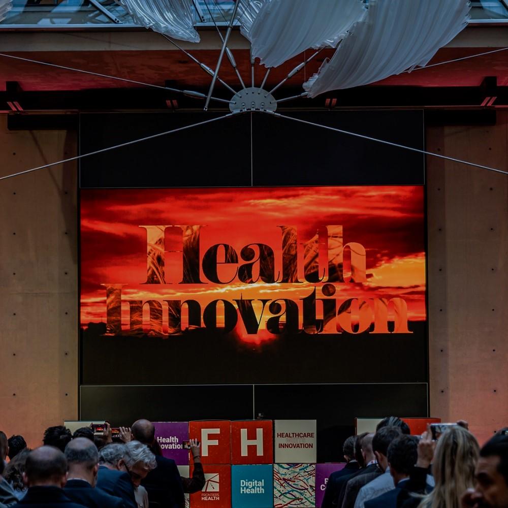 Frontiers Health Barabino & Partners comunicazione corporate Berlino